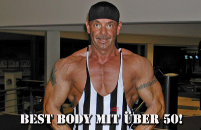 Willi Odenthal aka Musclewilli
